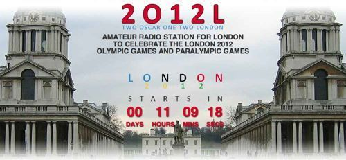 2012L - the London Olympics special event station