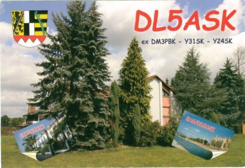 DL5ASK QSL