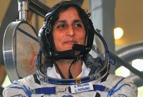 Sunita Williams, KD5PLB