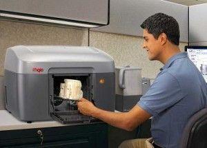 Mojo 3D printer