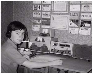Tom W1PDI in 1967