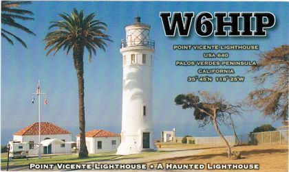 I worked Bob during the International Lighthouse/Lightship Weekend as K6PV. We had a very nice QSO, during which he let it slip that his own callsign was W6HIP. He's a nice guy and a University of Michigan graduate.