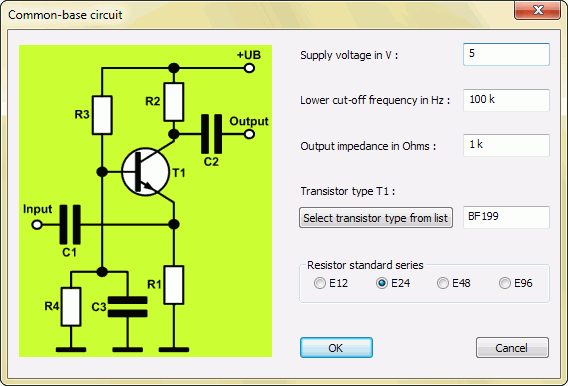 Free tools for circuit design