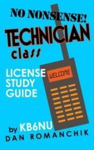 No nonsense study guides kb6nus ham radio blog the no nonsense technician class license study guide for tests given between july 2014 and june 2018 fandeluxe Image collections