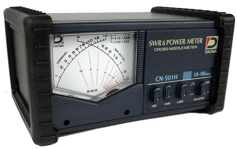 My VHF/UHF SWR meter recommendation - KB6NU's Ham Radio Blog