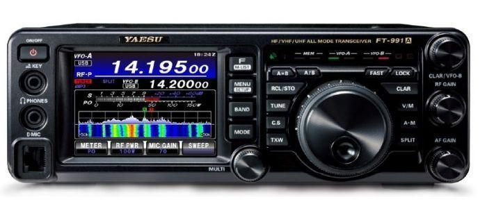 Yaesu FT-991A: First impressions - KB6NU's Ham Radio Blog