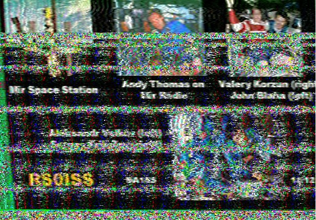 First shot at copying ISS SSTV a moderate success - KB6NU's