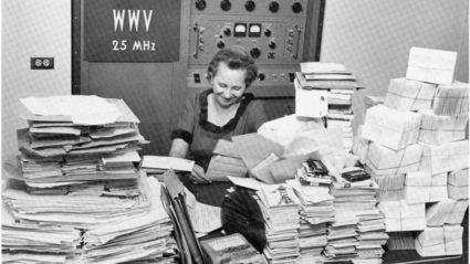NIST radio station WWV celebrates a century of service - KB6NU's Ham Radio Blog